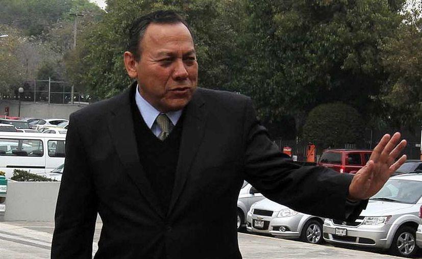 Zambrano aún es dirigente del PRD mientras se define si hay un interinato. (Notimex/Archivo)