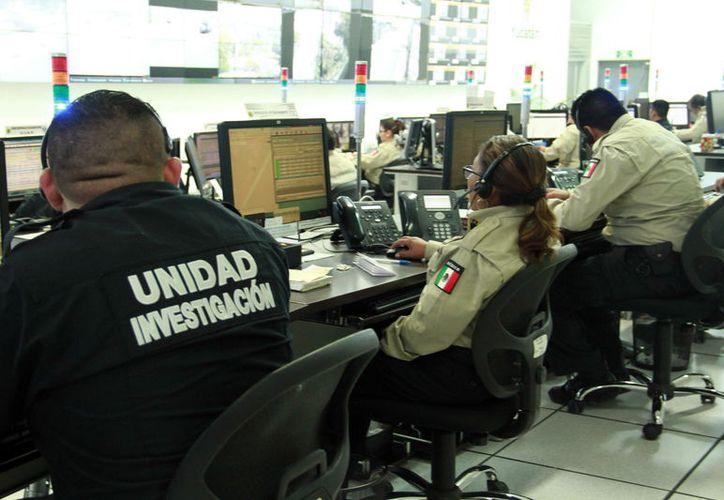 Las llamadas al 911 en Yucatán superan el millón, en el primer semestre del año 2017. (Archivo/SIPSE)