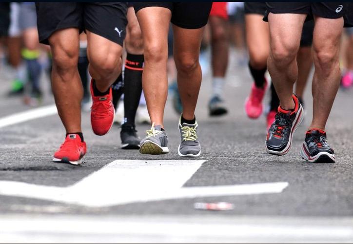 Las personas que hicieron trampa durante el Maratón de la CDMX serán multados. (Foto: Milenio)