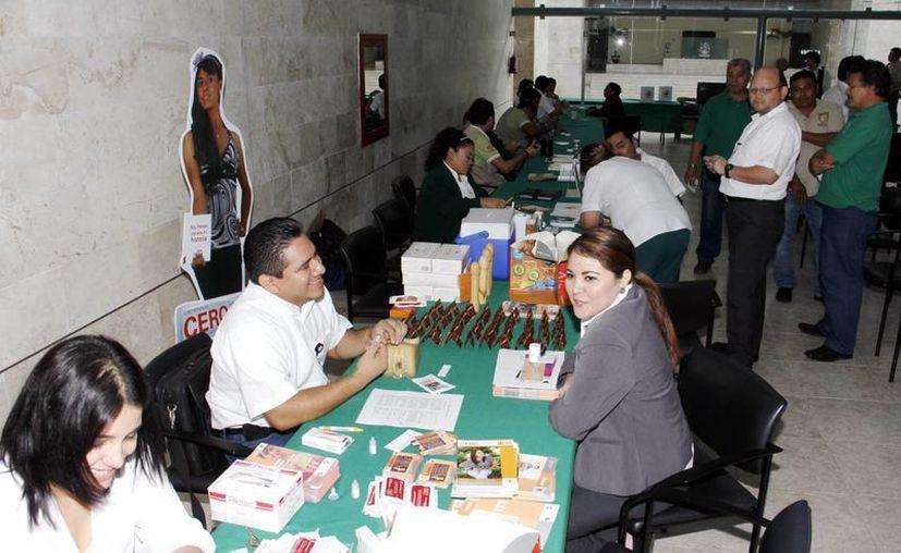 La Comuna canaliza a las personas con problemas de adicciones. (Juan Albornoz/SIPSE)