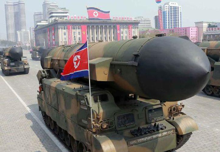 Ambos países asiáticos se están preparando,  pues saben que en cualquier momento uno de los dos podría iniciar el ataque. (Foto: Contexto/BBC)