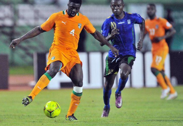 Kolo Touré (foto) jugará una vez más junto a su hermano Yaya en la Selección de Costa de Marfil en el Mundial. (sportal.com.au)