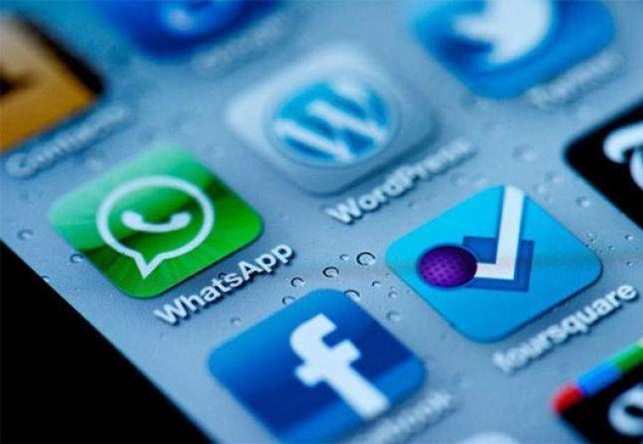 El uso de las aplicaciones de chat como WhatsApp se ha disparado. (tutecnopro.net)