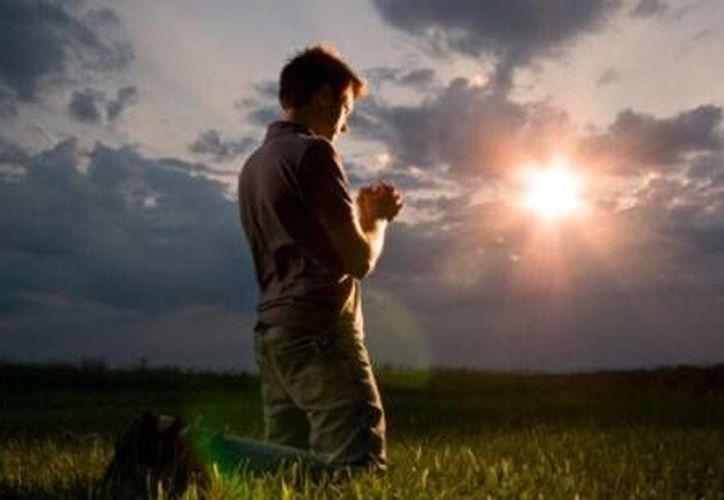 La santidad no es un punto de partida, sino de llegada. (Foto de contexto de reflexiones.cristianas.com)