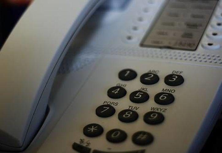 Se recuperó el servicio gracias a la rápida atención de los técnicos de la empresa telefónica. (Archivo/SIPSE)