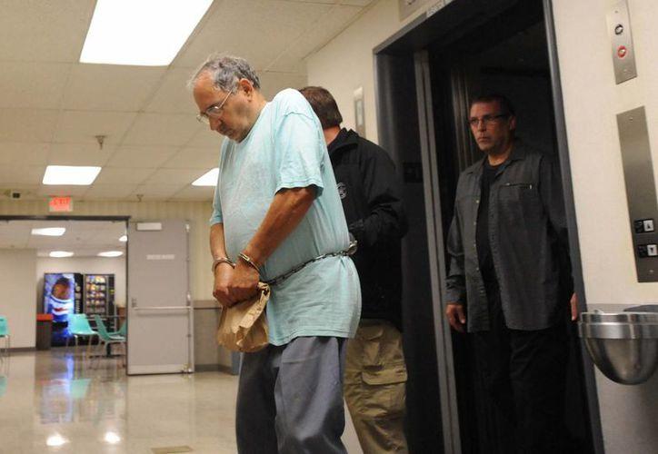 Joseph Maurizo Es llevado a un tribunal federal estadounidense en Johnstown, Pennsylvania. (Agencias)