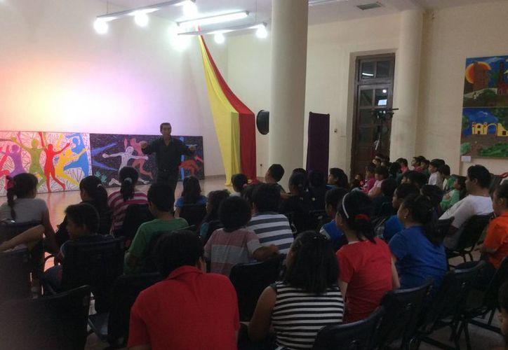 Como parte del 22 aniversario del Centro Cultural del Niño Yucateco  se llevarán a cabo diversas actividades, como conciertos a cargo de los alumnos y grupos artísticos locales. (Archivo Notimex)