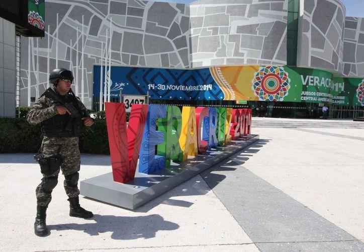 En Veracruz se aceleran los preparativos rumbo a los Juegos Centroamericanos y del Caribe Veracruz 2014. (Notimex)