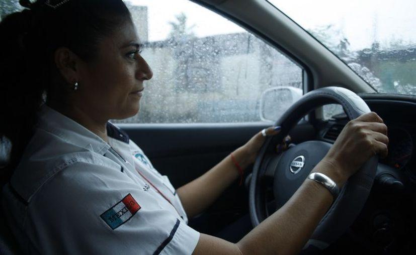 Las unidades que serán conducidas por mujeres aún no están confirmadas. (Octavio Martínez/SIPSE)