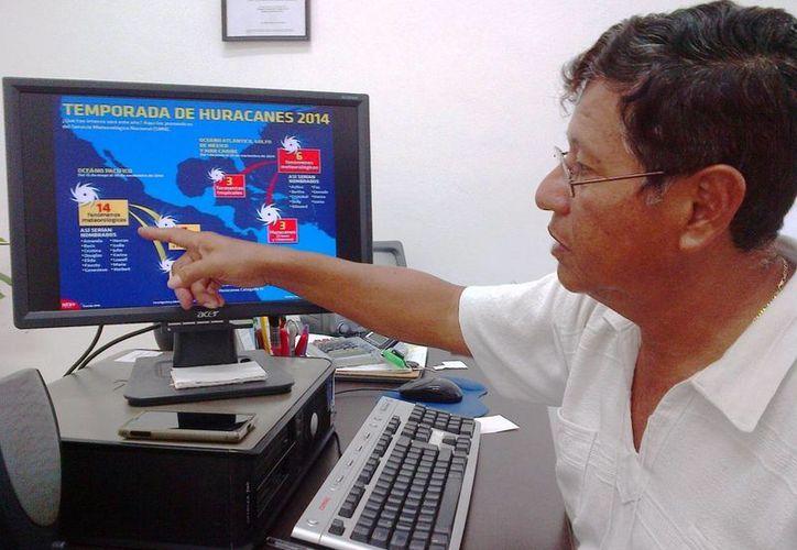 El pronóstico de este año arroja 3 posibles huracanes, uno de ellos con una categoría fuerte. (Daniel Pacheco/SIPSE)