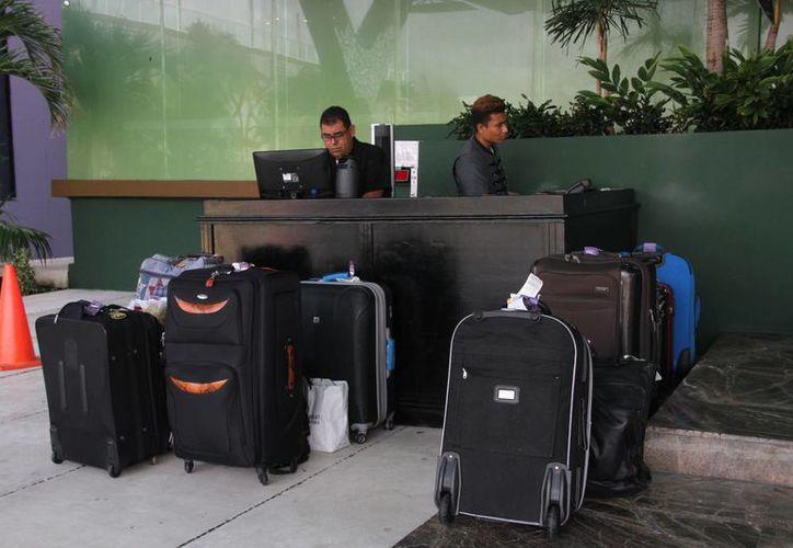 Algunos hoteles han incrementado un 15% sus tarifas. (Victoria González/SIPSE)
