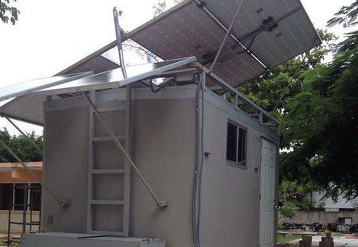 El prototipo fue creado por el Istituto Tecnológico de Cancún en colaboración con otras instituciones. (Redacción/SIPSE)