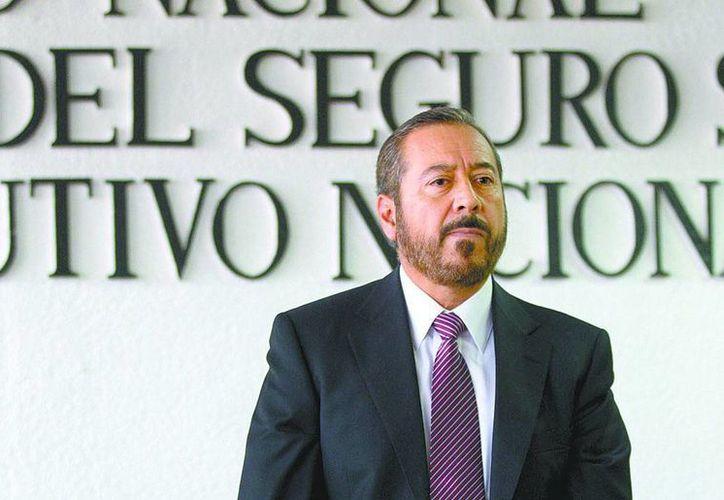 La bancada del PAN indicó que Manuel Vallejo, líder del gremio del IMSS, levantó un censo para conocer estos datos. (Milenio)