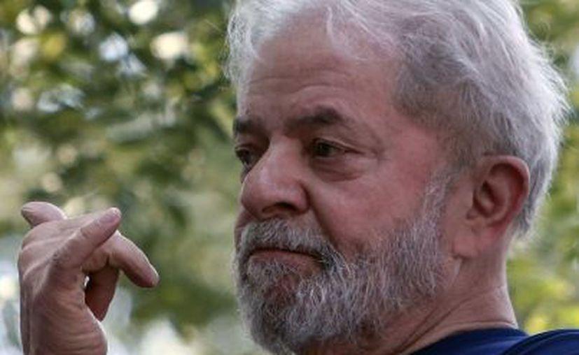 """Lula expresó que pese a su situación, no guarda rencor, porque """"a mi edad, cuando nos quedamos con odio, la gente muere antes y yo no quiero morir"""", afirmó. (Foto: Notimex)"""