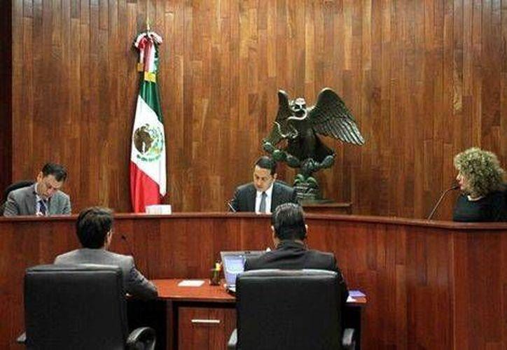 El Tribunal Electoral del Poder Judicial de la Federación pretende garantizar la protección de los datos confidenciales. (Archivo/ Notimex)
