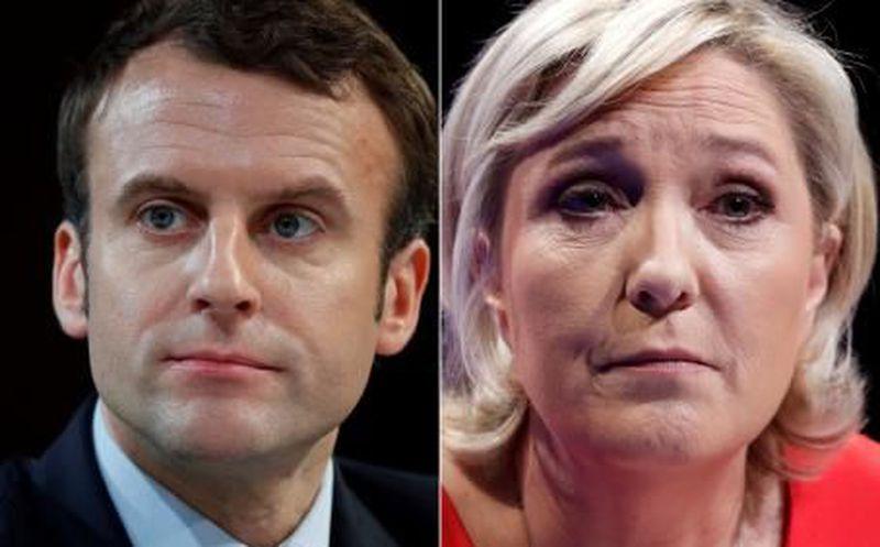 Le Pen critica llamados a votar en su contra — Francia