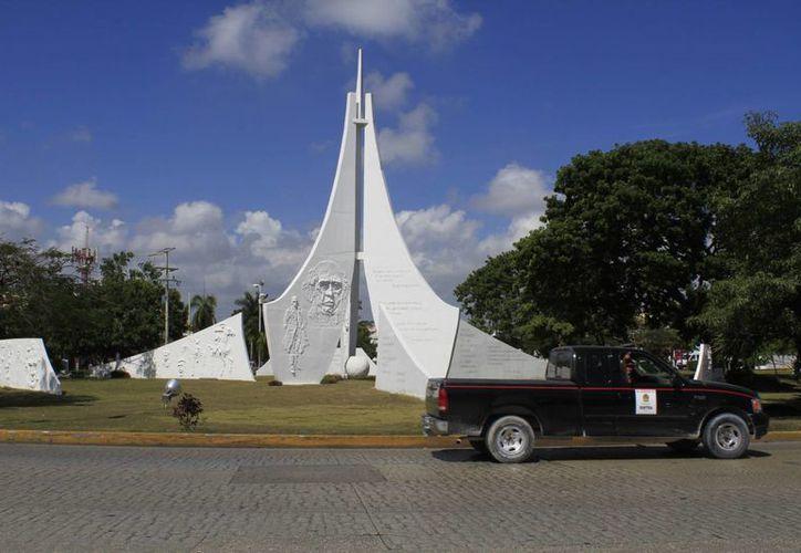 Los festejos del aniversario de Cancún se llevarán a cabo del 19 al  25 de abril. (Sergio Orozo/SIPSE)