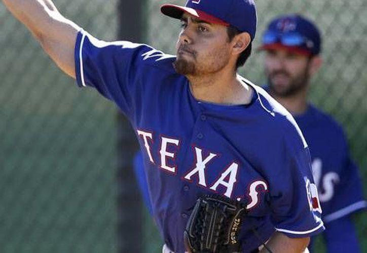 El lanzador mexicano se integró a las filas del equipo de Detroit y  hoy tiene opción de jugar contra Angelinos. (MLB)