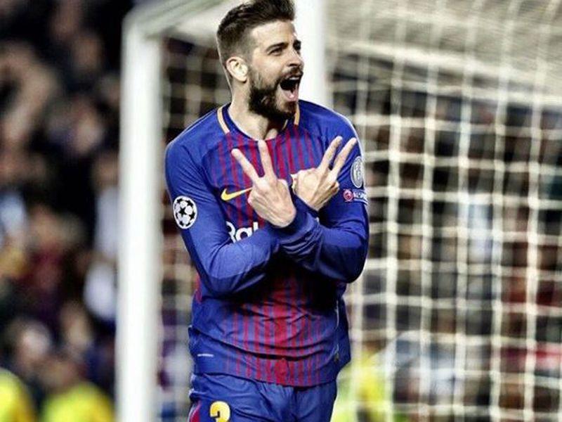 Tanto Piqué como Sergio Ramos son los centrales indiscutibles de España. (Instagram)
