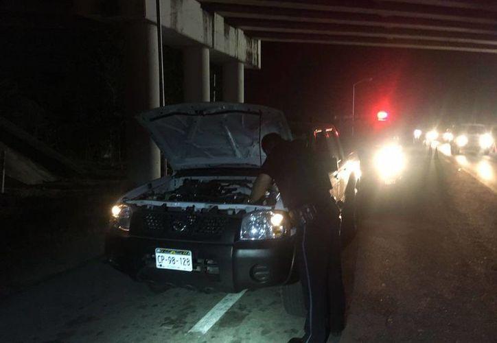 Un auto robado en Jalisco en octubre del año pasado fue recuperado en Mérida.