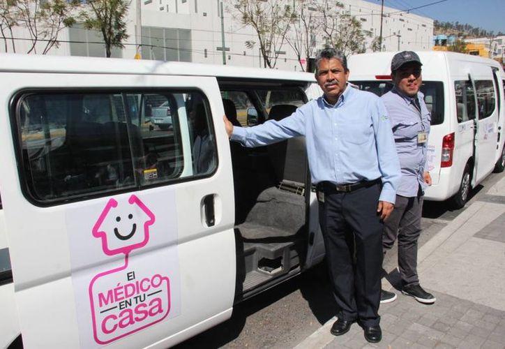 El programa 'El Médico en Tu Casa' ha sido reconocido por contribuir a reducir la morbilidad en la capital mexicana. (Gobierno de la Ciudad de México)
