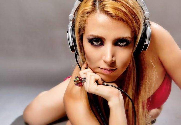 Cindy Yvel es una de las cuatro disc jockey que participará en el Festival de Electrokiss. (Milenio Novedades)