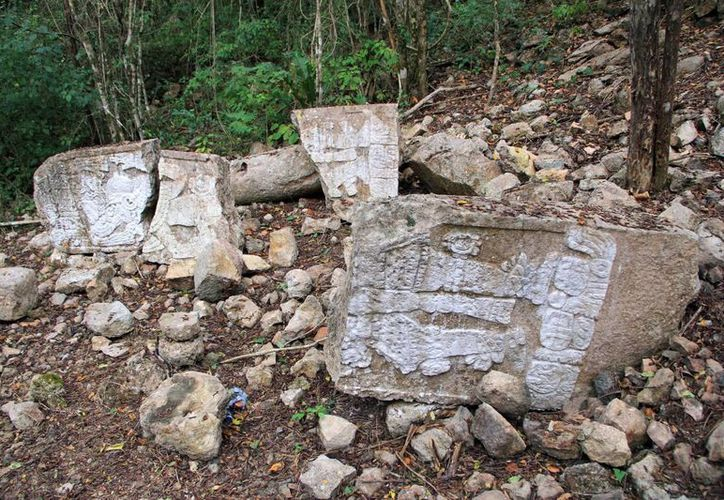 El Gobierno Federal busca evitar el saqueo de zonas arqueológicas. (SIPSE)