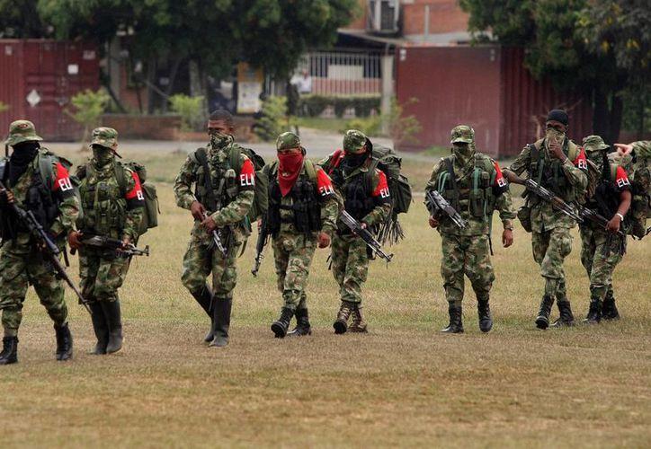El norte de Bogotá es una zona de fuerte presencia guerrillera, especialmente del ELN, grupo armado que lleva casi dos años en 'conversaciones exploratorias' con el Gobierno para comenzar unas negociaciones de paz. (EFE/Archivo)