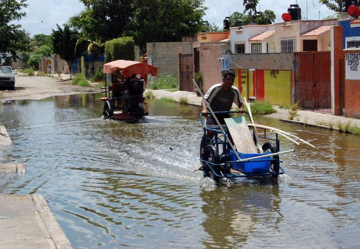 Ayer se registró en Mérida una temperatura máxima de 36.8 grados. (SIPSE)