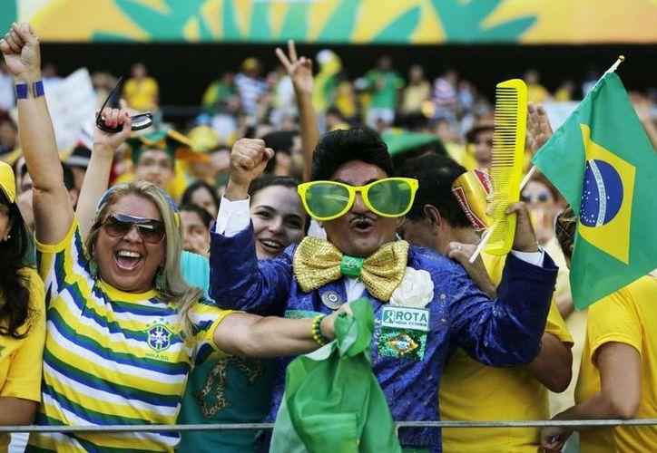 Lo importante es que la promoción se realiza en plena celebración del Mundial de Fútbol Brasil 2014. (Redacción/SIPSE)