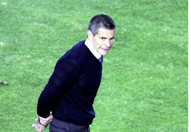 'Sabemos que va a ser muy difícil, la Liga está muy competitiva', dijo Tena. (Reforma)
