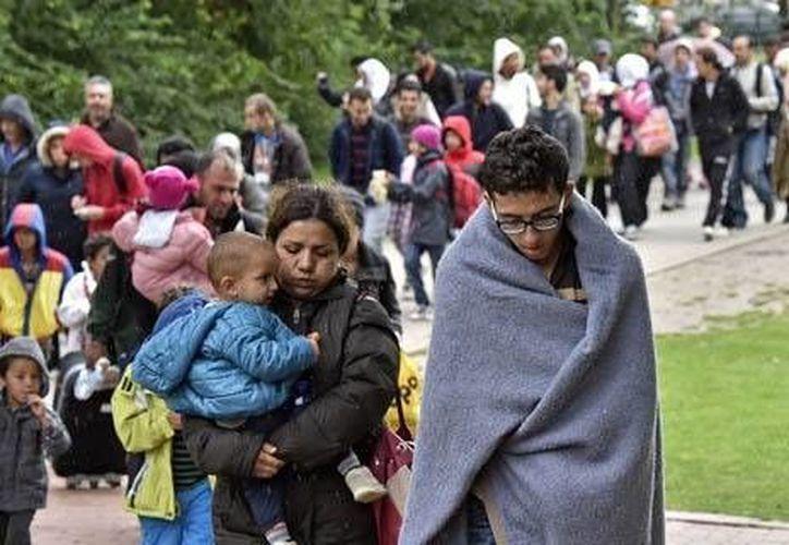 En las dos primeras semanas de enero Alemania ha rechazado a unas dos mil personas en sus fronteras debido a que no pudieron  cumplir los requisitos para conseguir el asilo. (Archvio AP)