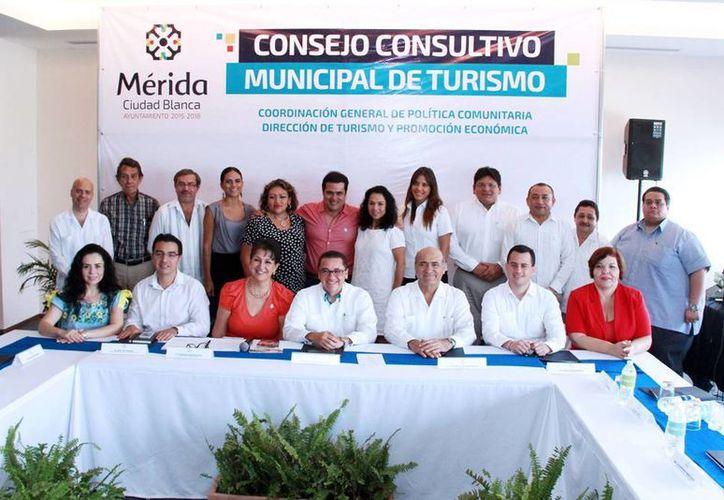 La actual administración municipal tiene entre sus prioridades crear espacios donde converjan opiniones que contribuyan a construir una Mérida más dinámica, moderna, cosmopolita (Archivo/SIPSE).