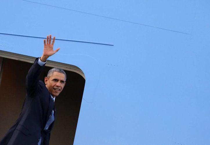 La prensa estadounidense dio a conocer que el presidente Barack Obama viajará a Cuba en marzo, pero no especificó la fecha exacta. (EFE)