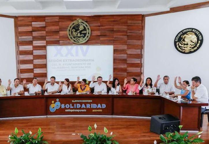 Se realizó el nombramiento durante la Vigésimo Cuarta sesión extraordinaria de Cabildo. (Redacción/SIPSE)