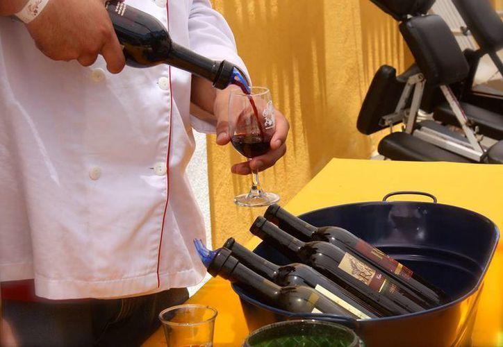 Los productores de vino reportan crecimiento en el mercado mexicano. Imagen de contexto. (facebook.com/VinicolaMaravillas)