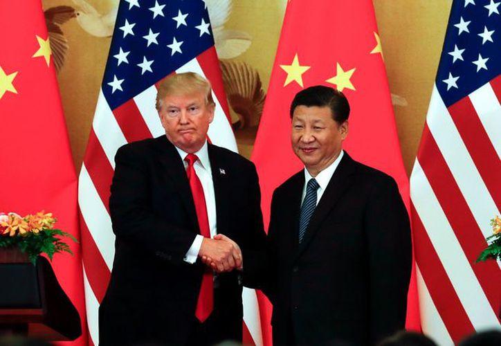 China, el principal socio comercial de EU, exportó en 2017 productos y servicios por 505 mil 597 millones de dólares. (Internet)