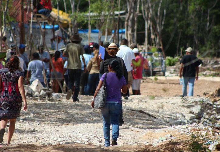 En el caso de Playa del Carmen, la Seduvi buscará predios en conjunto con el IPAE. (Adrián Barreto/SIPSE)