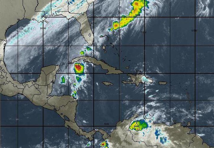 El frente frío número 17 provocará precipitaciones en el norte de Quintana Roo. (Redacción/SIPSE)