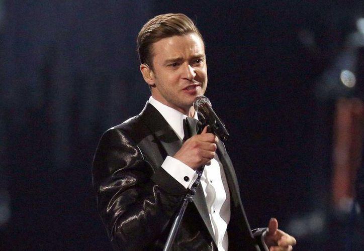 En tan sólo una semana, el nuevo albun de Justin Timberlake vendió un millón de copias. (Agencias)