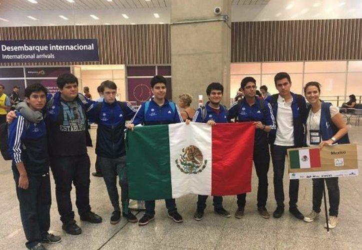 La XXXII Olimpiada Iberoamericana de Matemática, se realizó esta semana con la participación de 22 países. (La Jornada)