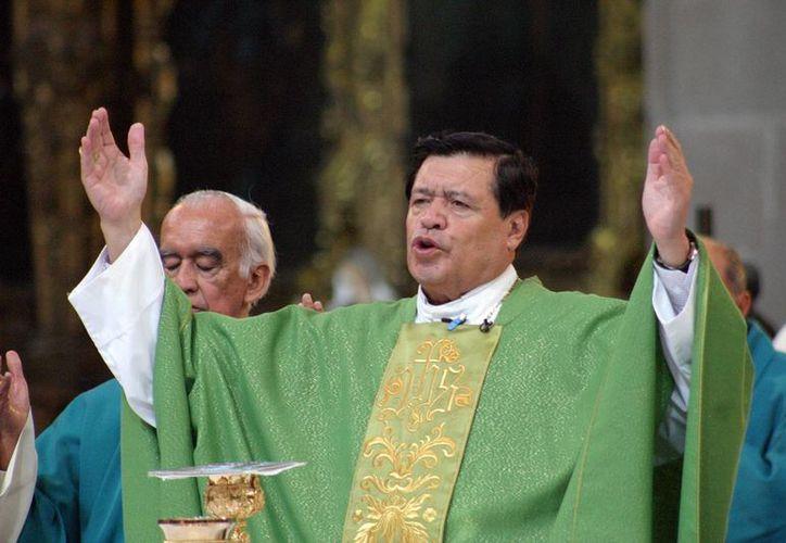 El arzobispo mexicano describió al Papa Ratzinger como un hombre sabio. (Archivo/Notimex)