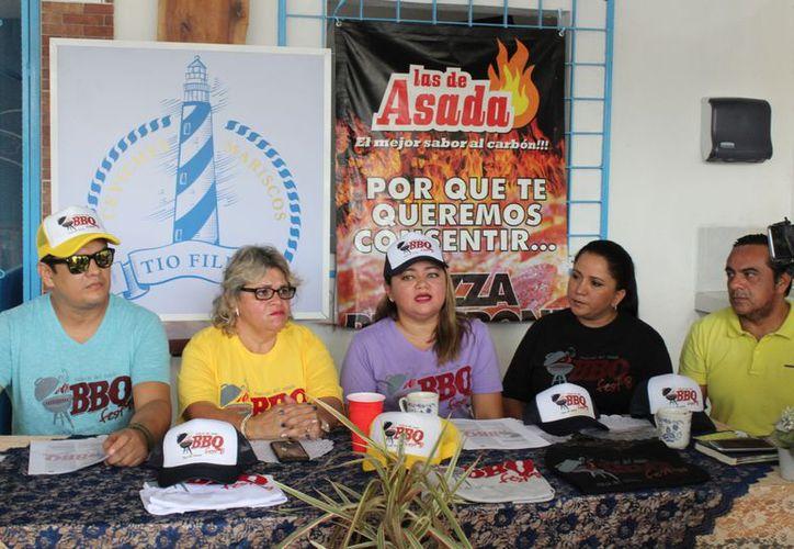 El evento tiene la finalidad de ayudar a asociaciones civiles. (Foto: Adrian Barreto/SIPSE)