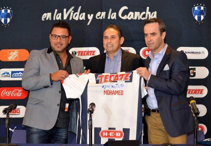 Tras haber sido campeón con América en el torneo pasado, Antonio Mohamed toma las riendas de Rayados de Monterrey. (Notimex)