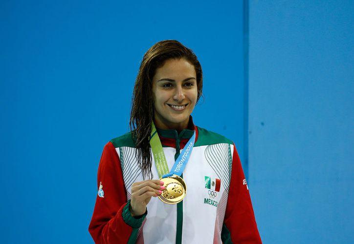Paola Espinosa señaló que en octubre planea volver a los entrenamientos. (Foto: Contexto/Internet)