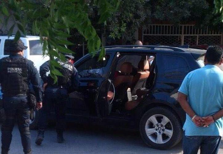 Al parecer el ataque a José Romel Licea fue por un incidente de tránsito. (primeraplananoticias.mx)
