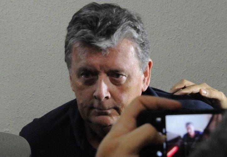 El británico Ray Whelan negociaba hasta mil entradas por juego distribuidas por terceras personas en el Mundial Brasil 2014. (fotball365)