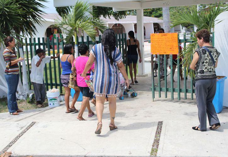 Actualmente asisten a clases en el sistema educativo 559 niños y 95 niñas con Trastorno de Déficit de Atención. (Joel Zamora/SIPSE)
