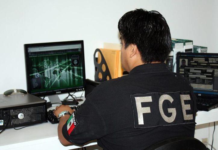 La Policía Cibernética mantiene permanente monitoreo de las redes sociales. (Cortesía)