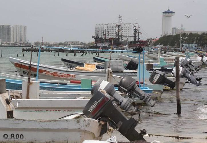 Puerto Juárez busca tener su propia identidad y por eso necesita muchas obras. (Foto: SIPSE)